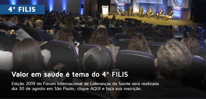 4º FILIS - Fórum Internacional de Lideranças da Saúde