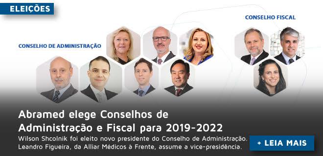 Abramed elege Conselhos de Administração e Fiscal para 2019-2022