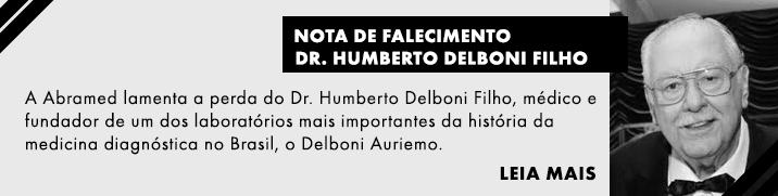 NOTA DE FALECIMENTO - DOUTRO HUMBERTO DELBONI FILHO