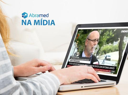 Abramed é destaque na mídia em março