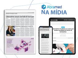 Abramed é destaque na mídia em abril