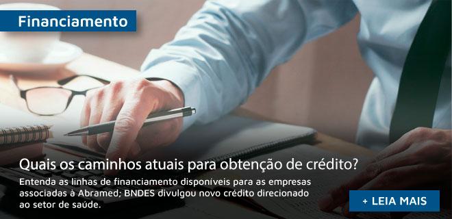 Quais os caminhos atuais para obtenção de crédito?