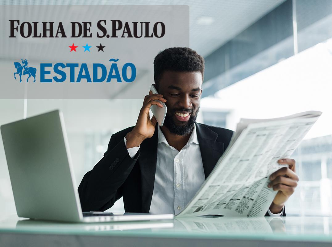 AAbramed é fonte de informação para Estadão e Folha de S. Paulo