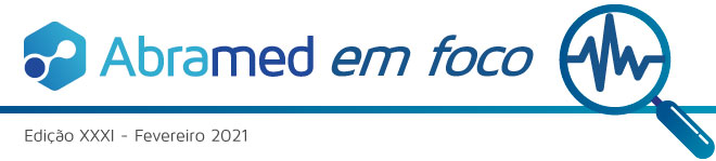 Abramed em foco - Newsletter mensal da Associação Brasileira de Medicina Diagnóstica